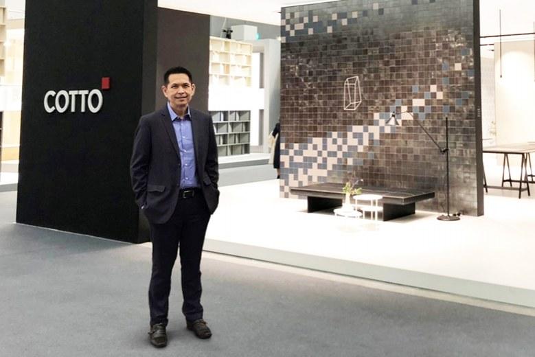 """เอสซีจี เซรามิกส์ นำผลงานคุณภาพจากคอลเลคชั่นล่าสุด ในงาน """"CERSAIE 2019"""" งานกระเบื้องเซรามิคที่ใหญ่และดีที่สุดในโลก  ณ เมืองโบโลญญา ประเทศอิตาลี"""